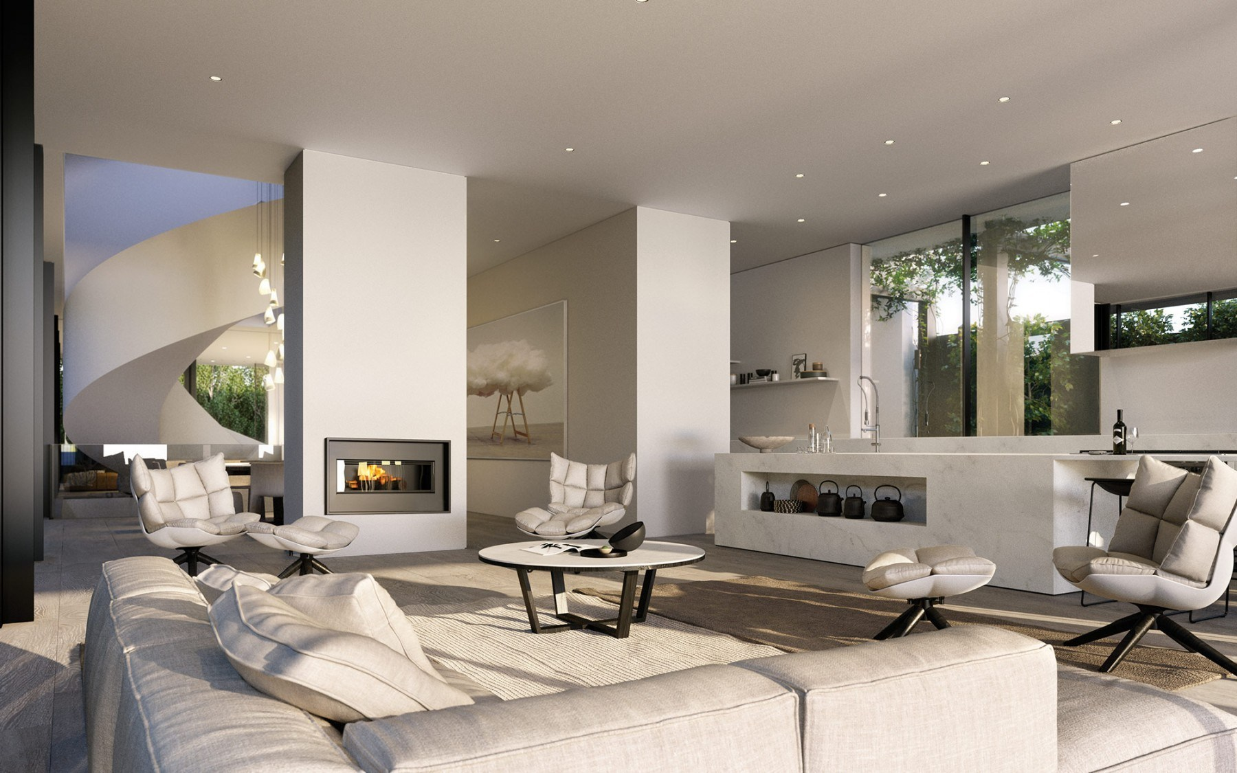Contemporary House Plans For Sale Brighton